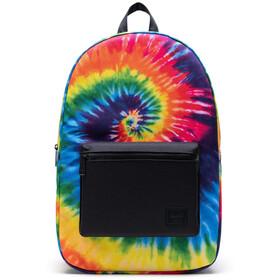 Herschel Settlement Backpack rainbow tie dye